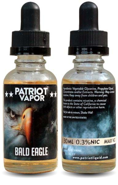 Bald Eagle by Patriot Vapor