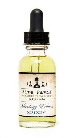 Fifth Rank by Five Pawns Signature Vapor Liquid
