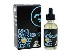 Blue Raspberry Sourbeltz by TFC