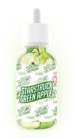 The Bubble Co Starstruck Green Apple