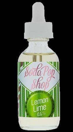 Soda Pop Shop Lemon Lime E-Juice Flavor