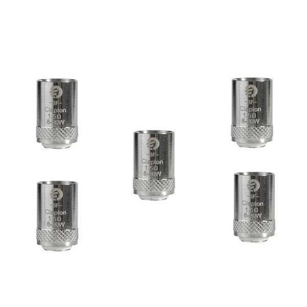 BF Clapton Coils (5 pack) 1.5 ohm Hardware