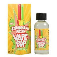 Strawnana Melon by Vape Pop