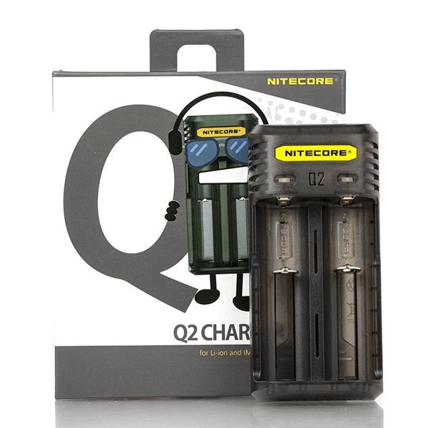 Q2 2-Slot Universal Battery Charger Hardware