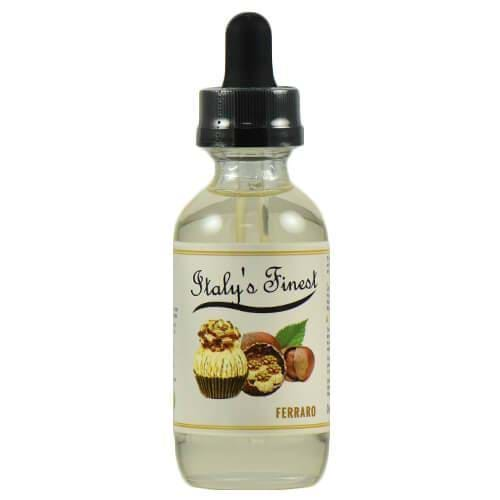 Italy's Finest Ferraro by EZ PUFF eJuice