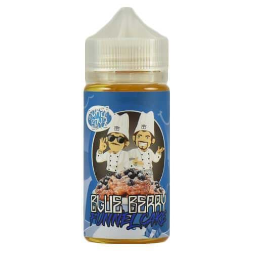Blueberry Funnel Cake by Baker Boyz eJuice