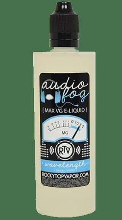 Audio Fog Max VG Wavelength E-Juice Flavor