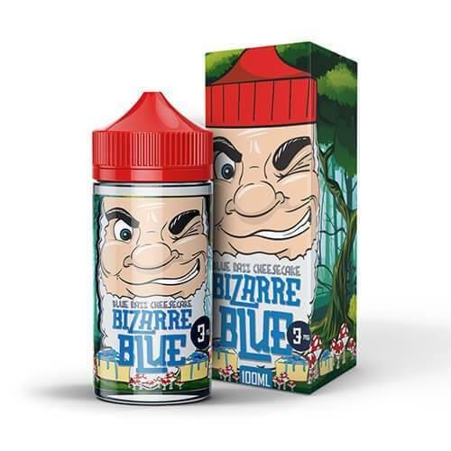 Blue Raspberry Cheesecake by Bizarre Blue ICE by Liquid EFX Vape