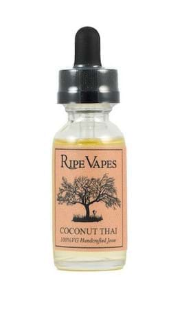 Coconut Thai by Ripe Vapes