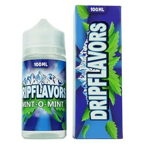 Mint O Mint by DripFlavors eJuice