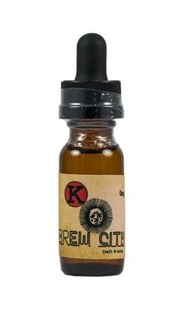 Brew City King Custard E-Juice Flavor