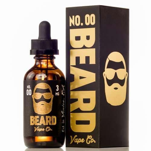 #00 Sweet Tobaccocino by Beard Vape Co