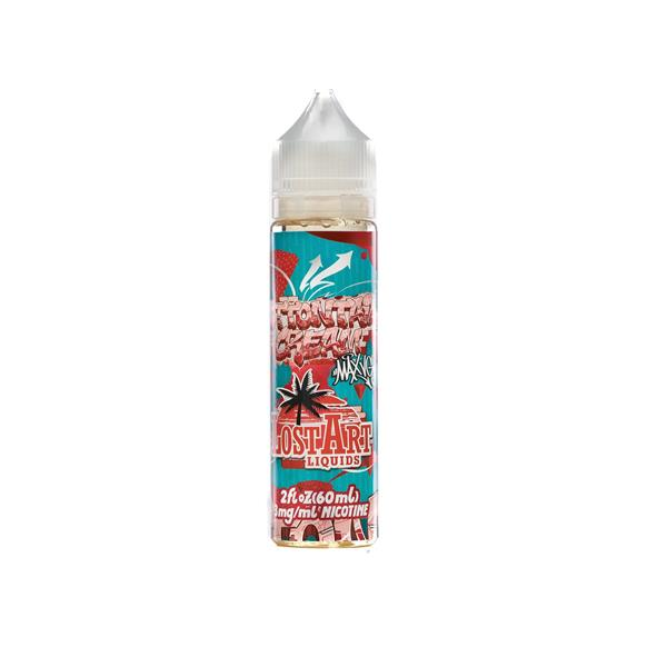 Cottontail Cream MAX VG by Lost Art Liquids