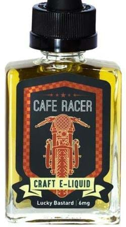 Cafe Racer Craft E Liquid Lucky Bastard