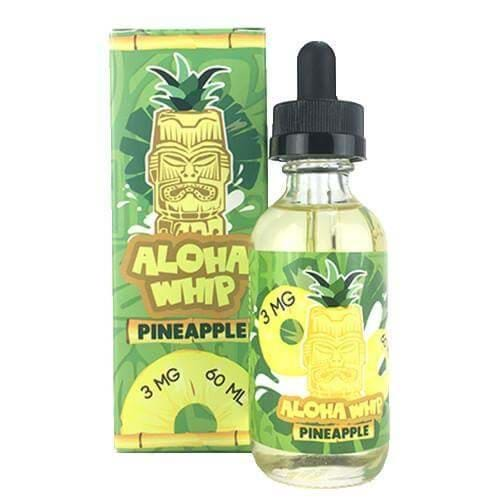 Pineapple by Aloha Whip By Ruthless Vapor