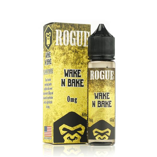 Wake N Bake by Rogue Liquids
