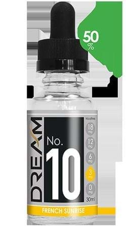 #10 French Sunrise (50% Vg) E-Juice