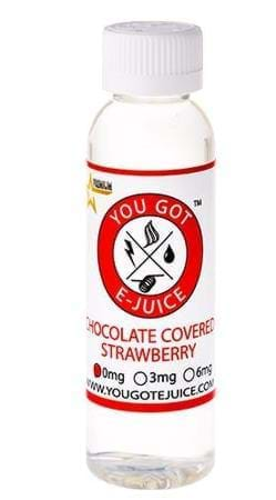 Chocolate Covered Strawberry Juice
