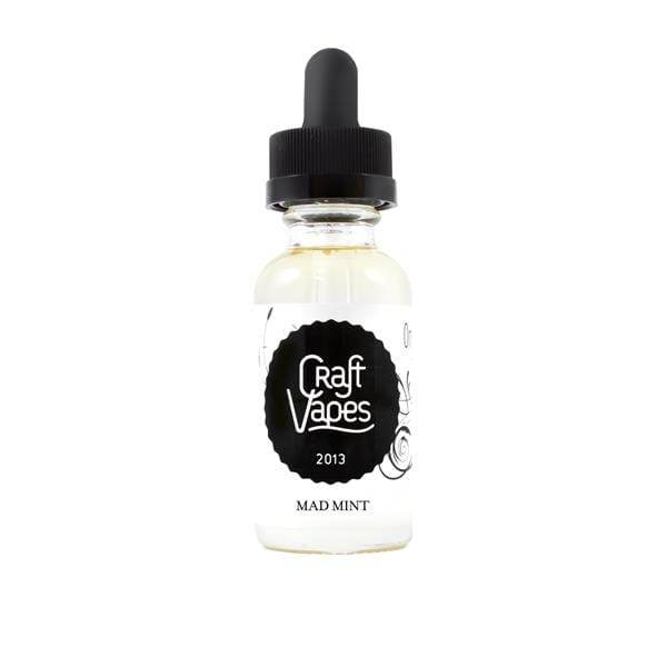 Mad Mint by Craft Vapes