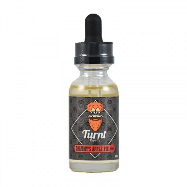 Grammy's Apple Pie by Turnt Vape Co.