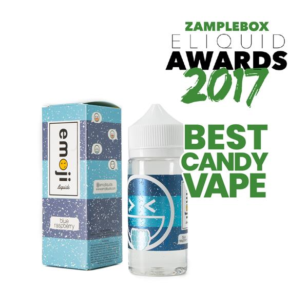 Blue Raspberry by Oneup Vapor