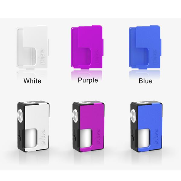 Vape Pulse BF Vape MOD Replacement Panels Hardware