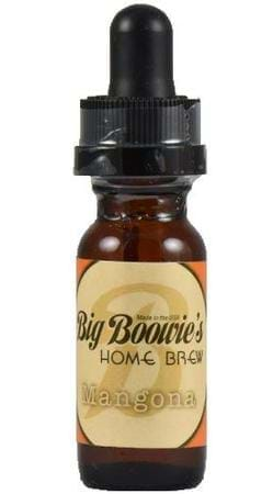 Big Boowie's Home Brew Mangona E-Juice Flavor