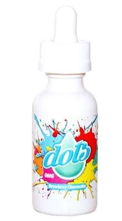 Drippin' Dots Strawberry Cheesecake E-Juice Flavor