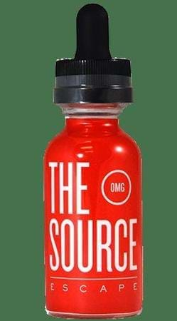 The Source Escape E-Juice Flavor