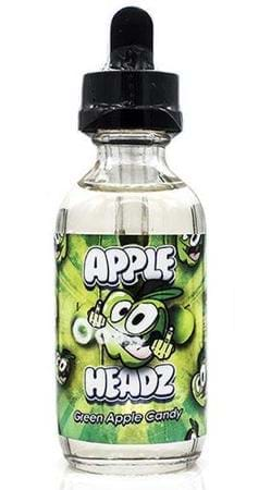 Apple Headz Green Apple Candy E-Juice Flavor