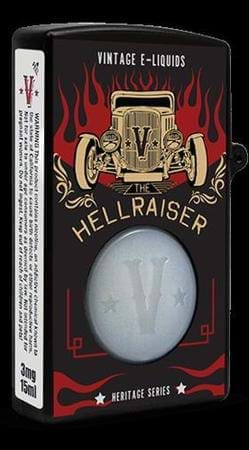 Heritage Series The Hellraiser E-Juice Flavor
