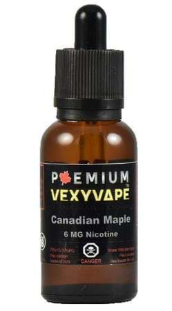 Canadian Maple E-Juice