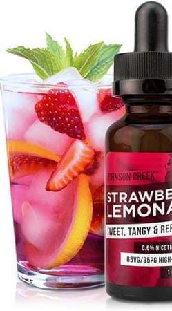Strawberry Lemonade by Johnson Creek