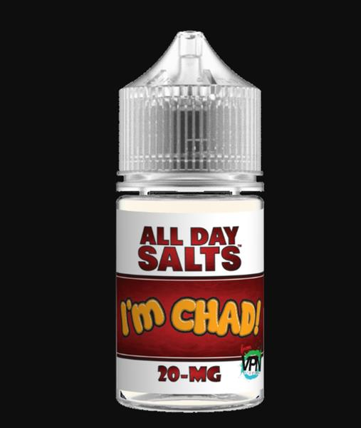 I'm Chad! by All Day Salts