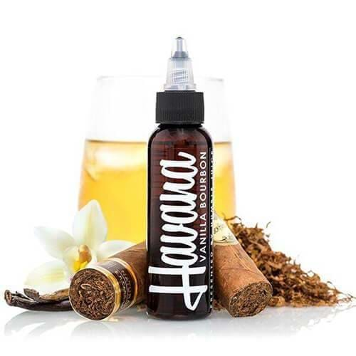 Vanilla Bourbon Tobacco by Havana by Humble