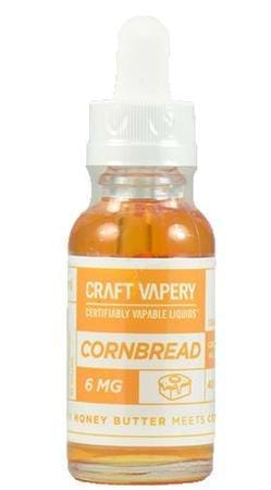 Cornbread by CRAFT VAPERY Liquids