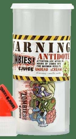 Zombies eJuice UNDEAD SCREAM E-Juice Flavor