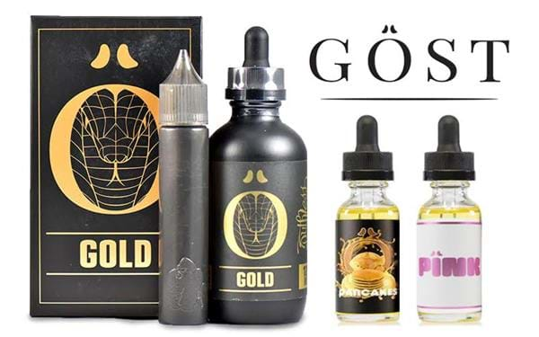 Gost 3 Bottle Bundle Kit