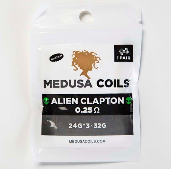 Alien Clapton coils (2-pack) by Add-on's
