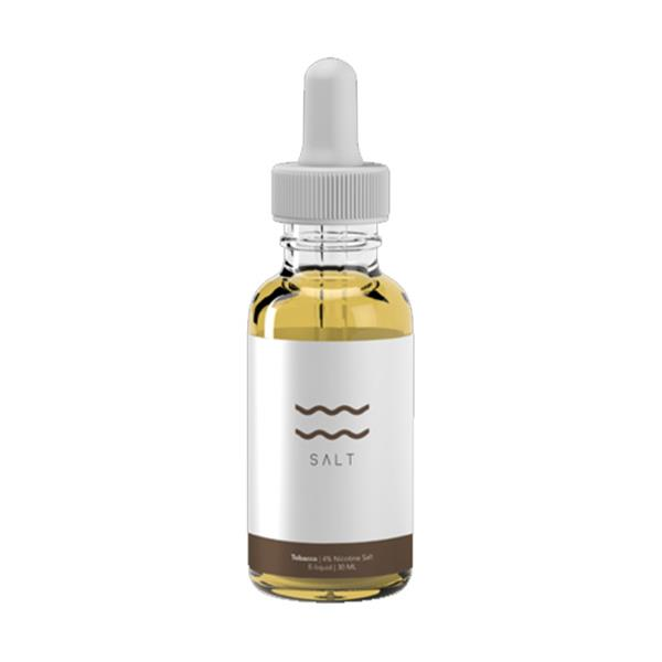 Salt Tobacco E-liquid (30mL) Hardware