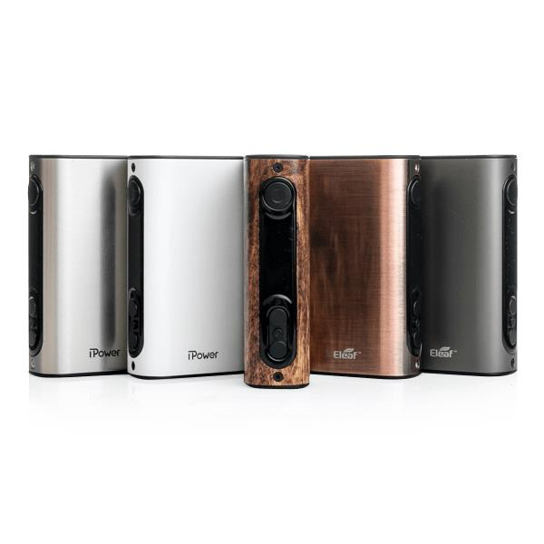 iPower 80W TC Box Mod Hardware
