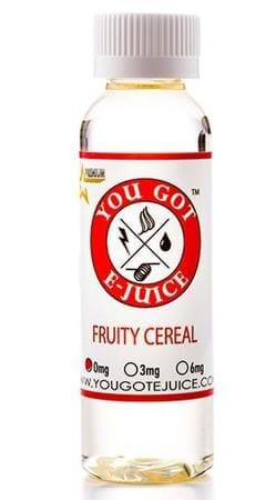 Fruity Cereal by You Got E-Juice