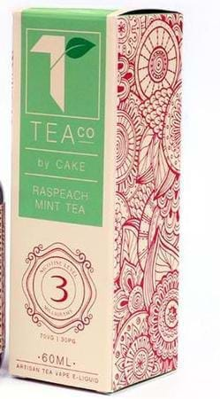 Raspeach Mint Tea E-Juice