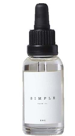 Simple Vape Co One - Elderflower & Pear