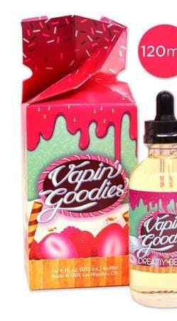 Vapin' Goodies Dreamy Berries