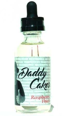 Raspberry Hickey by Daddy Cakes