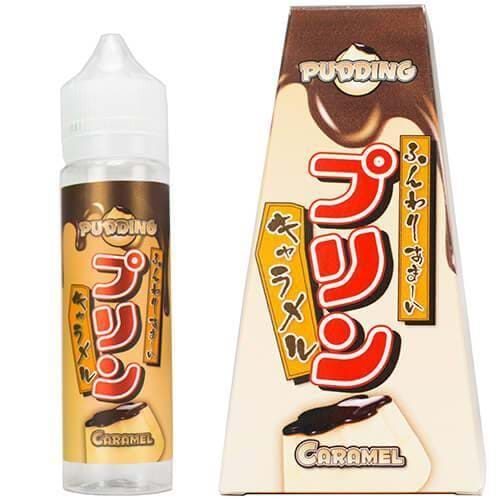 Caramel Pudding Ejuice E-Juice