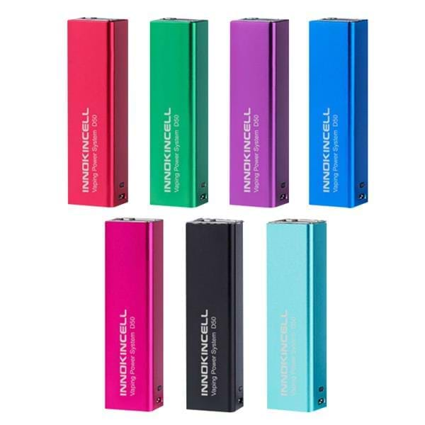 Innokin Disrupter Innocell 2000 mAh Battery Hardware