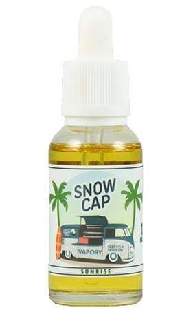Snow Cap Sunrise E-Juice Flavor