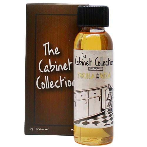 Thrilla in the Nilla by The Cabinet Collection eJuice